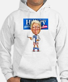 4 More Years For Bill Jumper Hoody