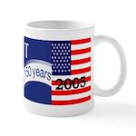 Celebrating 150 years Mug