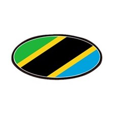 Flag of Tanzania Patches