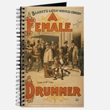 Vintage Musical Comedy - A Female Drummer Journal