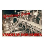 Vandelay Industries Factory Postcards (Pkg of 8)