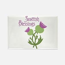 Scottish Blessings Magnets