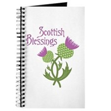 Scottish Blessings Journal