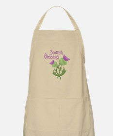 Scottish Blessings Apron