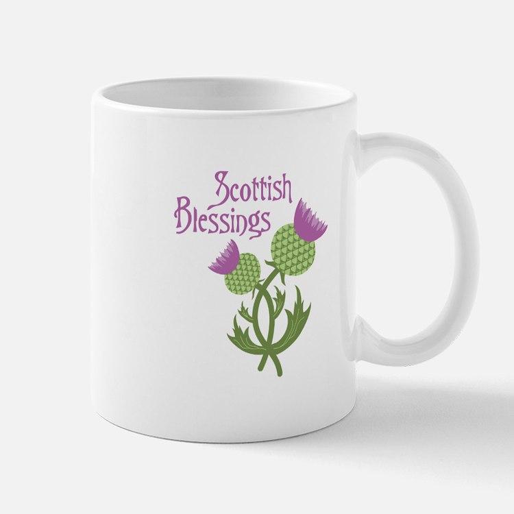 Scottish Blessings Mugs