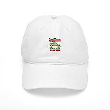 Italian Girls Rock Baseball Cap