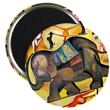 Alice Bailly - The Elephant Magnet