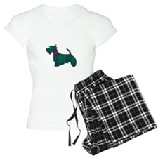 Scottish Terrier Dog Pajamas