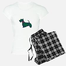 Scottish Terrier Dog Pajamas