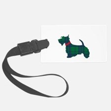 Scottish Terrier Dog Luggage Tag