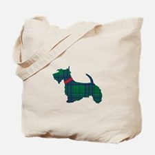 Scottish Terrier Dog Tote Bag