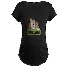 SCOTLAND Maternity T-Shirt