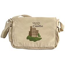 Queen OF THE Castle Messenger Bag