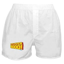 It's Over 9000! Boxer Shorts