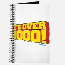 It's Over 9000! Journal