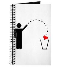 Throw Away Heart Journal