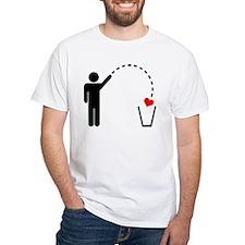 Throw Away Heart T-Shirt