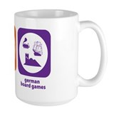 Board games Large Mugs (15 oz)