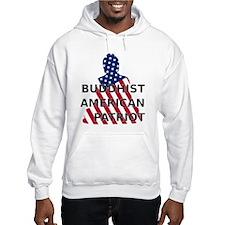 Buddhist American Patriot Hoodie