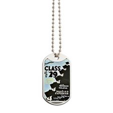 Vintage 1937 poster - Class of '29 at the Dog Tags