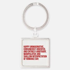 Anti Valentines Day Keychains