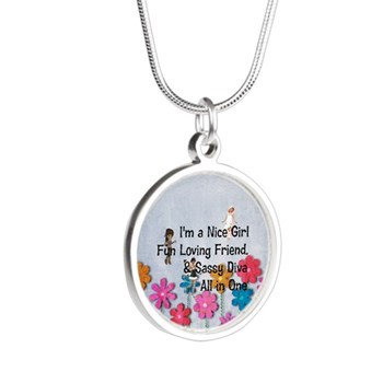 Fun Girl Triple Play Necklace
