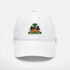 Haitian Coat of Arms Baseball Baseball Cap