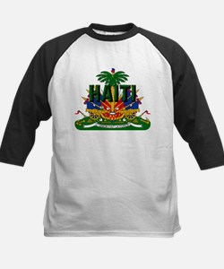 Haitian Coat of Arms Tee
