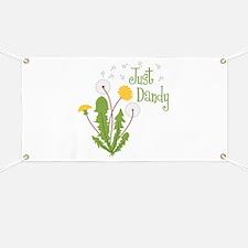 Just Dandy Banner