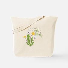Just Dandy Tote Bag