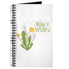 Make A Wish! Journal