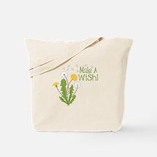 Make A Wish! Tote Bag