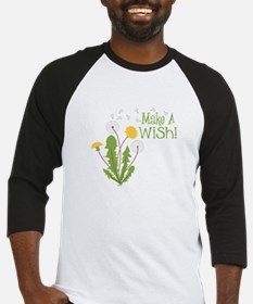 Make A Wish! Baseball Jersey
