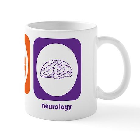 Eat Sleep Neurology Mug