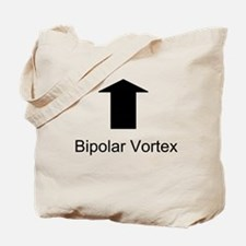 Bipolar Vortex Tote Bag