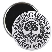 Inner Garden Foundation Magnet