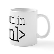 Dream in HTML Mug