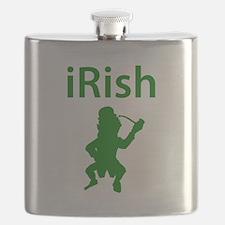 iRish Leprechaun Flask