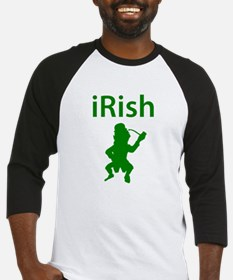 iRish Leprechaun Baseball Jersey