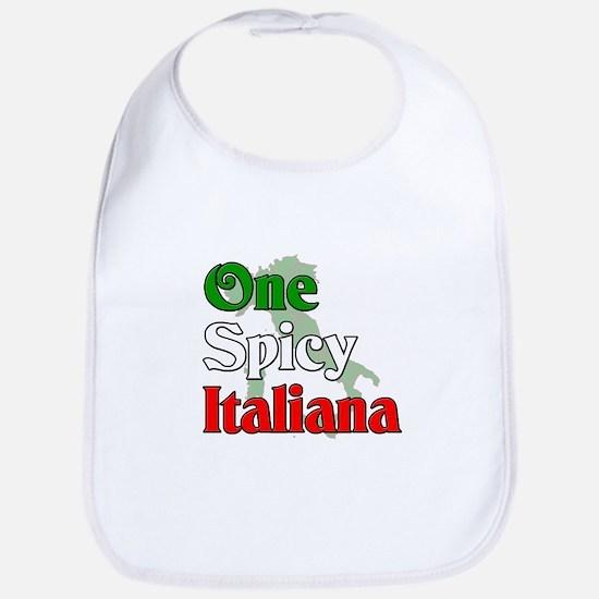 One Spicy Italiana Bib