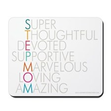 Superlative Stepmom Mousepad