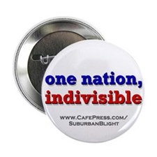 "One Nation Indivisible 2.25"" Button"