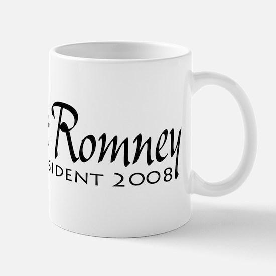 Romney White House Mug