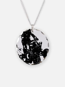 atv blck Necklace