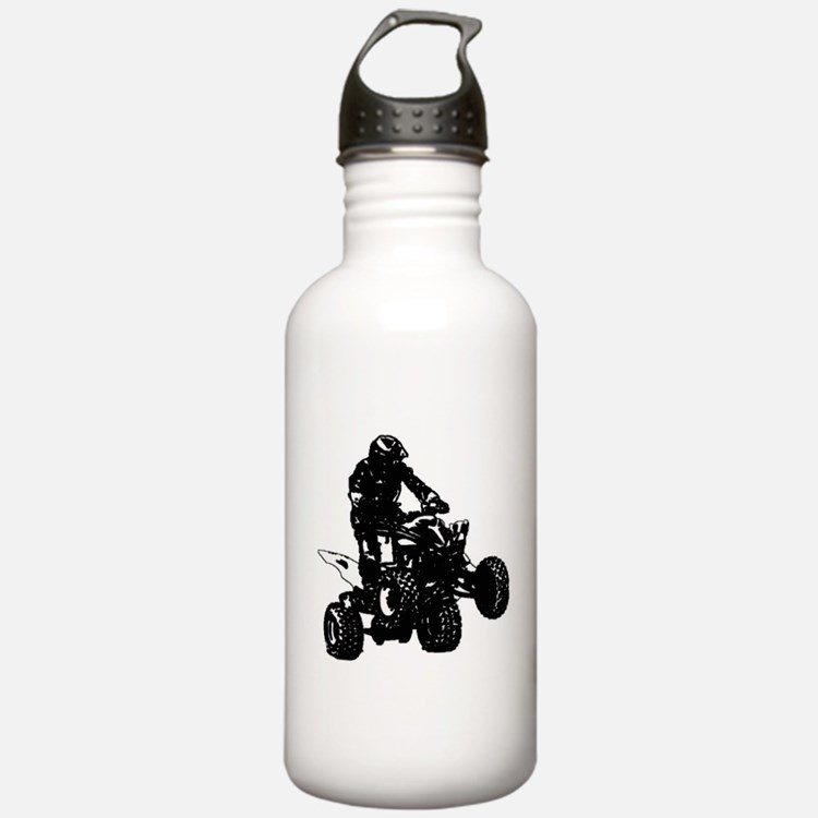 atv blck Water Bottle
