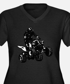 atv blck Plus Size T-Shirt