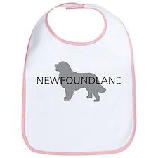 Newfoundland Dog Bib