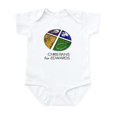 Christians for Edwards Infant Bodysuit