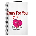 Crazy For You 3 Journal