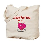 Crazy For You 3 Tote Bag